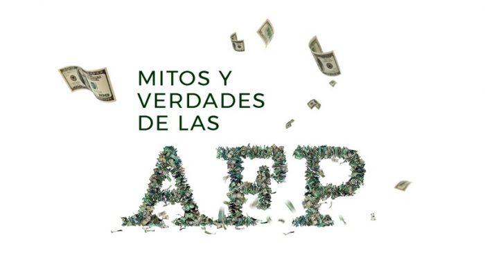 Mitos y verdades de las AFP: la mitología