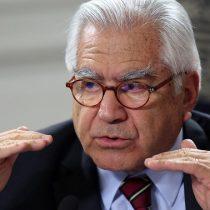 """Mario Fernández acusa """"desinformación"""" de la derecha tras anuncio de acusación constitucional en su contra"""