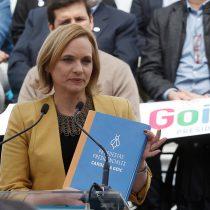 Goic presenta su programa de gobierno y recalca que