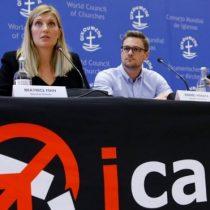 La campaña internacional para abolir las armas nucleares gana el Premio Nobel de Paz 2017