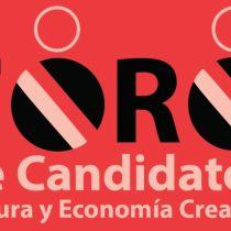 Siga en vivo el Foro sobre cultura de los candidatos presidenciales