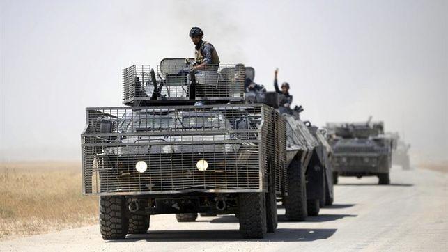 Fuerzas gubernamentales toman el último bastión del Estado Islámico en el norte de Irak