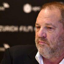 """""""Me arrastró al baño y me violó"""": la acusación de una modelo italiana por la que la policía de Los Ángeles abrió una investigación sobre Harvey Weinstein"""