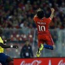 La Roja recupera la fe con agónico triunfo ante Ecuador