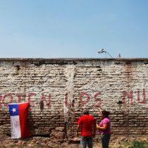 Subsecretaría del Interior lamenta interrupción del derribo de muros en La Legua