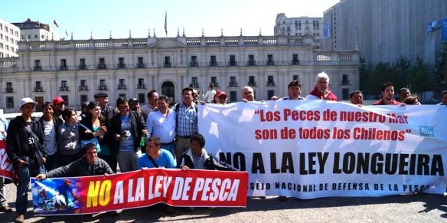 Ley Longueira: norma espuria que incuba conflictos sociales, políticos y ambientales