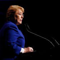Bachelet y defensa de su legado: transformaciones de su gobierno