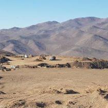 Dos mineros quedan atrapados por derrumbe de yacimiento de cobre