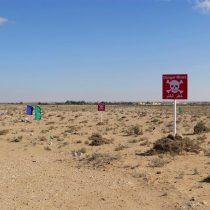 [VIDEO] Las minas de la II Guerra Mundial que amenazan el desierto egipcio