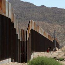 [VIDEO] Cómo son los prototipos del muro que Trump quiere construir entre Estados Unidos y México