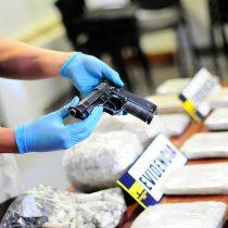 Crimen organizado, un riesgo de seguridad nacional