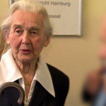 Seis meses de prisión para octogenaria alemana negacionista del Holocausto