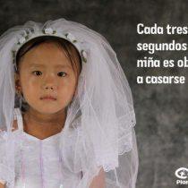 Día internacional de las niñas alerta sobre la gran cantidad de matrimonio infantil en el mundo