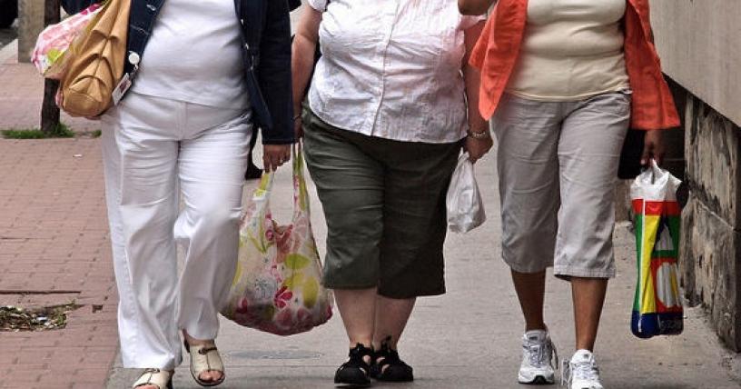"""Colegio de Nutricionistas y estudio FAO: """"Las cifras de obesidad son alarmantes"""""""