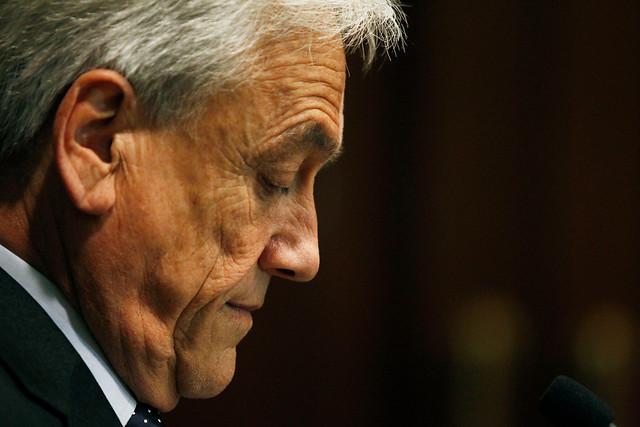 """Piñera no logra sacudirse del tema de los votos marcados y ahora reconoce que """"fue innecesario"""""""
