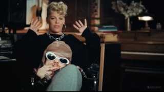 [VIDEO C+C] Cortometraje On the Record: P!nk – Beautiful Trauma
