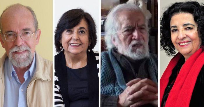 En vivo: Premios Nacionales enfrentan a candidatos a La Moneda en debate de la U. de Chile