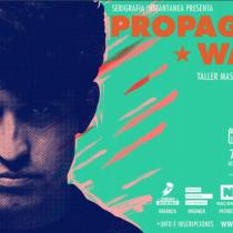 Propaganda Warhol en Centro Cultural La Moneda