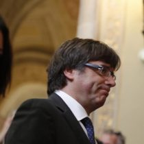 Puigdemont está en Bruselas