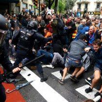 Envían a prisión por sedición a líderes de organizaciones independentistas catalanas