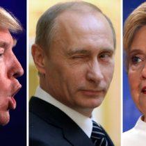 """Campaña sucia: Trump contactó a Wikileaks para """"hackear"""" correos de Clinton y candidata financió investigación sobre vínculos del empresario con el Kremlin"""
