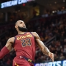 [VIDEO] El error de LeBron James en juego de la NBA