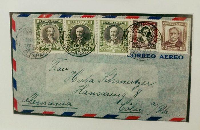"""Sociedad Filatélica de Chile presenta sus colecciones en """"Expofina: la historia en sellos postales"""""""