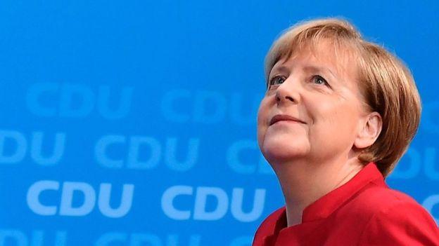 Merkel busca impulso para alcanzar emisiones neutras de la UE en 2050