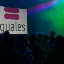 Iguales celebra la cuarta versión de la Noche por la Igualdad, el mayor evento de diversidad sexual del país