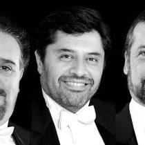 Los Tres Tenores Chilenos presentan gran concierto en Valparaíso