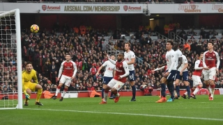 [VIDEO] Alexis y Mustafi le dan al Arsenal el derbi del norte de Londres