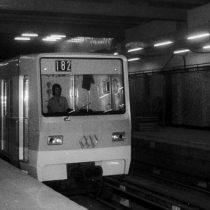 [VIDEO] Así fue el primer viaje en el Metro de Santiago en 1975