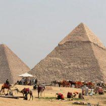 El misterioso hueco recién descubierto en la Gran Pirámide de Guiza en Egipto