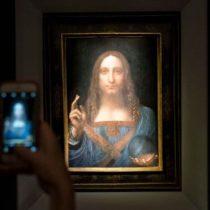 El cuadro atribuido a Leonardo da Vinci
