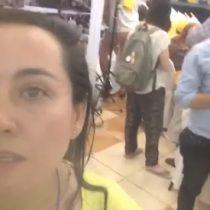[DESPACHO EN VIVO] Alejandra Carmona, desde el comando de Kast: