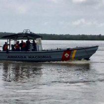 Al menos diez desaparecidos en naufragio en río entre Colombia y Venezuela