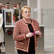 Bachelet figura como la cuarta mujer más poderosa del mundo, según ranking Forbes