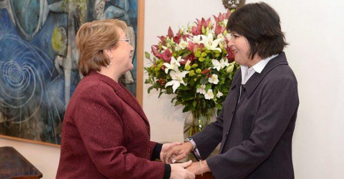 """Carmen Gloria Quintana: """"El ministro de Justicia parece abogado defensor de los genocidas presos en Punta Peuco"""""""