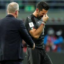 Buffon confirma, entre lágrimas, su retirada de la selección de Italia
