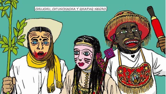 """Encuentro """"Dibujos que hablan"""" reflexiona sobre política, sociedad y género con importantes invitados"""