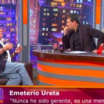 Julio César Rodríguez encara a Emeterio Ureta por dichos sobre acoso