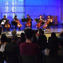 Ciclo de Conciertos con Orquesta Sinfónica Juvenil de Santo Domingo en Estación Quinta Normal