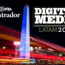 El Mostrador fue protagonista en el Congreso Mundial de medios digitales, junto a The New York Times, La Nación y El País de España