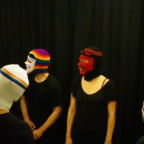 Investigación sobre la máscara en la danzateatro finaliza con muestra escénica gratuita en Estación Mapocho