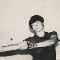 Reestrenan obra de danza de Carmen Beuchat que fue financiada por Rauschenberg en 1985
