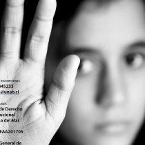 Jornada sobre Bullying y Violencia de Género Universidad Andrés Bello, Viña del Mar