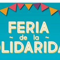 Feria de la Solidaridad de fundaciones del Hogar de Cristo en Parque Bustamante