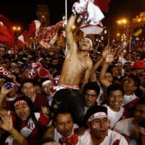 [FOTOS]Las imágenes de la alegría incontenible de Perú por la histórica clasificación de su selección para el Mundial de Rusia 2018