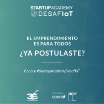 Torneo de emprendimiento pone a prueba a los innovadores en IoT para Industrias Inteligentes