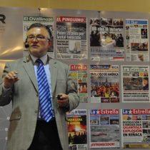 En la carrera para ser el próximo director de El Mercurio, John Müller corre con ventaja